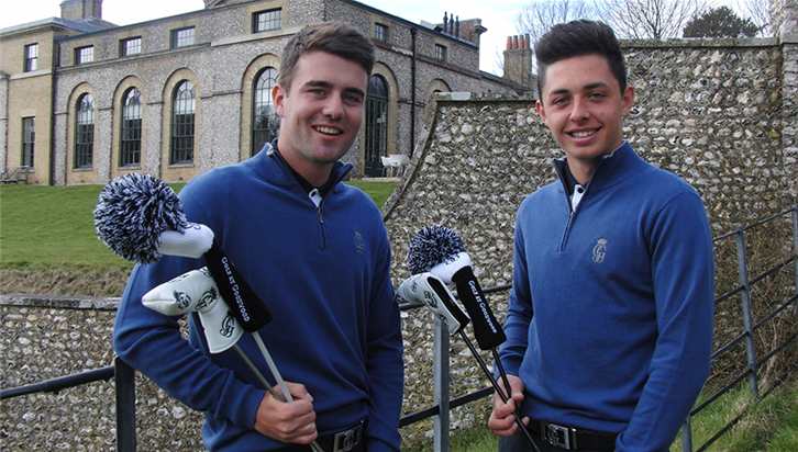 Marco & Toby lose at the Semi Final stage of the Sunningdale ...